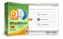 convertire powerpoint in dvd